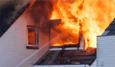 Brandschade/Familiale schade aangeven